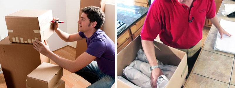 evden eve nakliyat paketleme hizmeti
